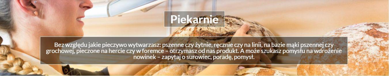 Produkty dla piekarni PGD, Produkty dla piekarni PGD – hurtownia i zaopatrzenie